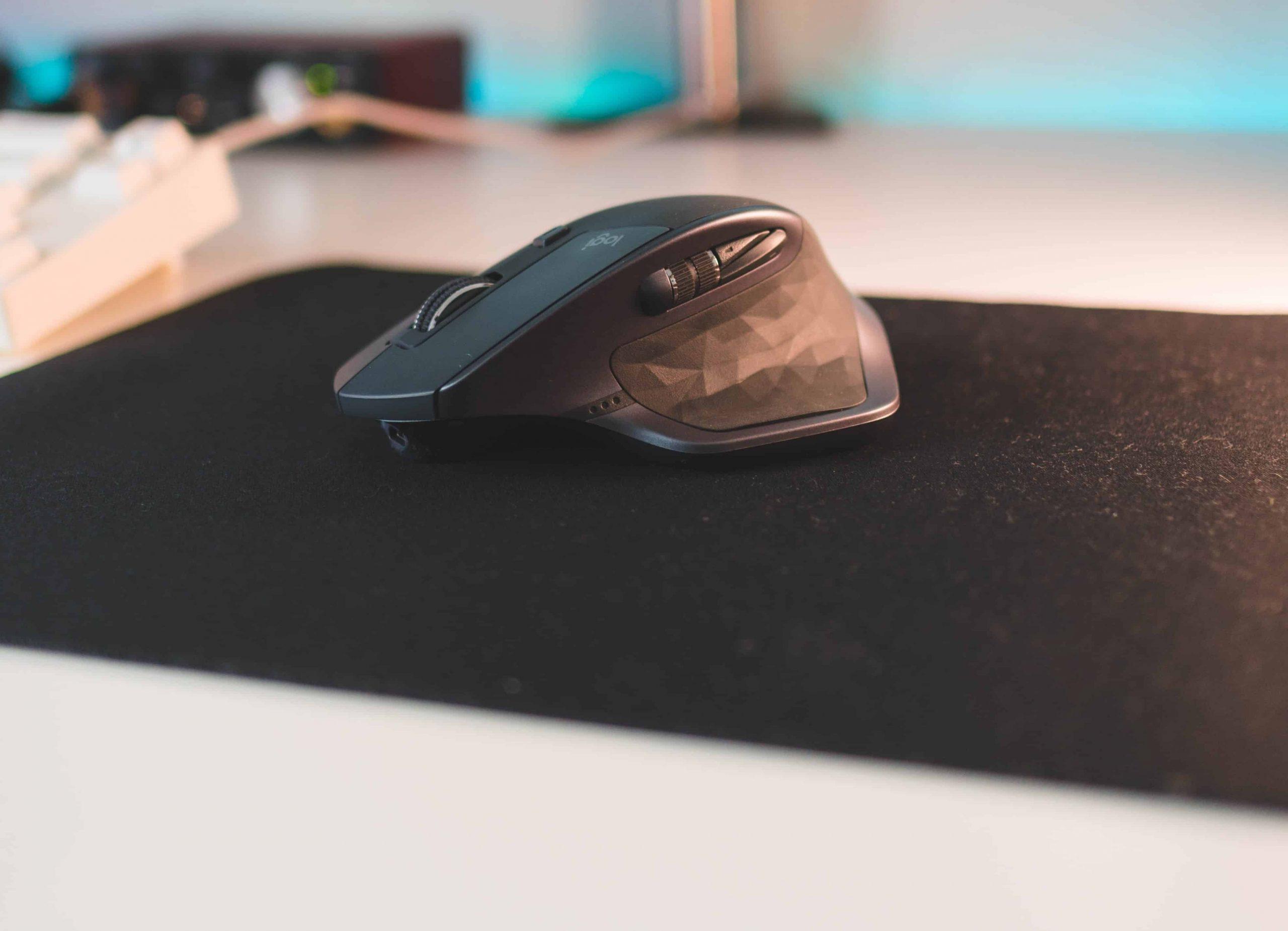 Mauspad Gaming Mousepad rutschfe weiche Oberfläche für jeden Maustyp mit Design
