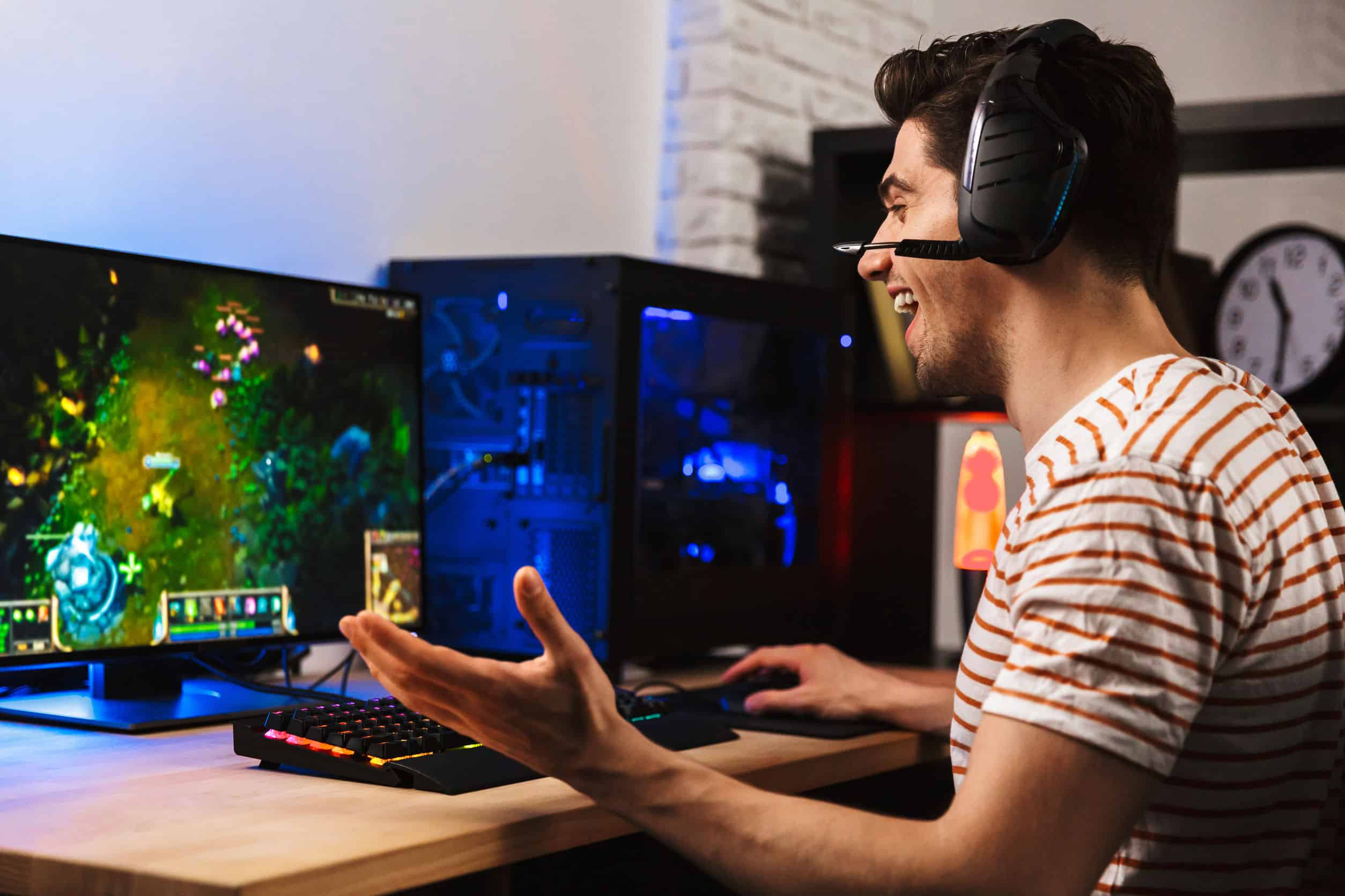 Wireless Gaming Headset: Test & Empfehlungen (09/21)
