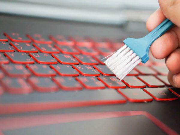 Tastatur reinigen: Tipps und Tricks