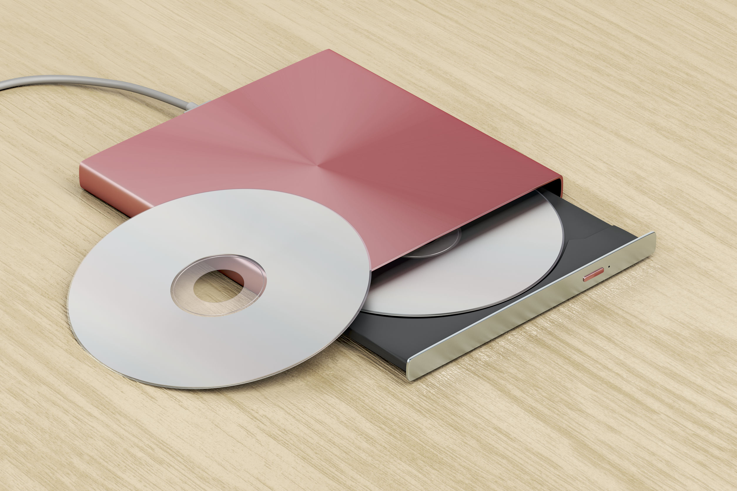 Externes DVD Laufwerk