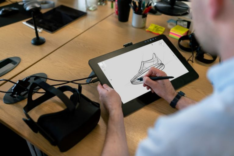 Tablet mit Stift-2