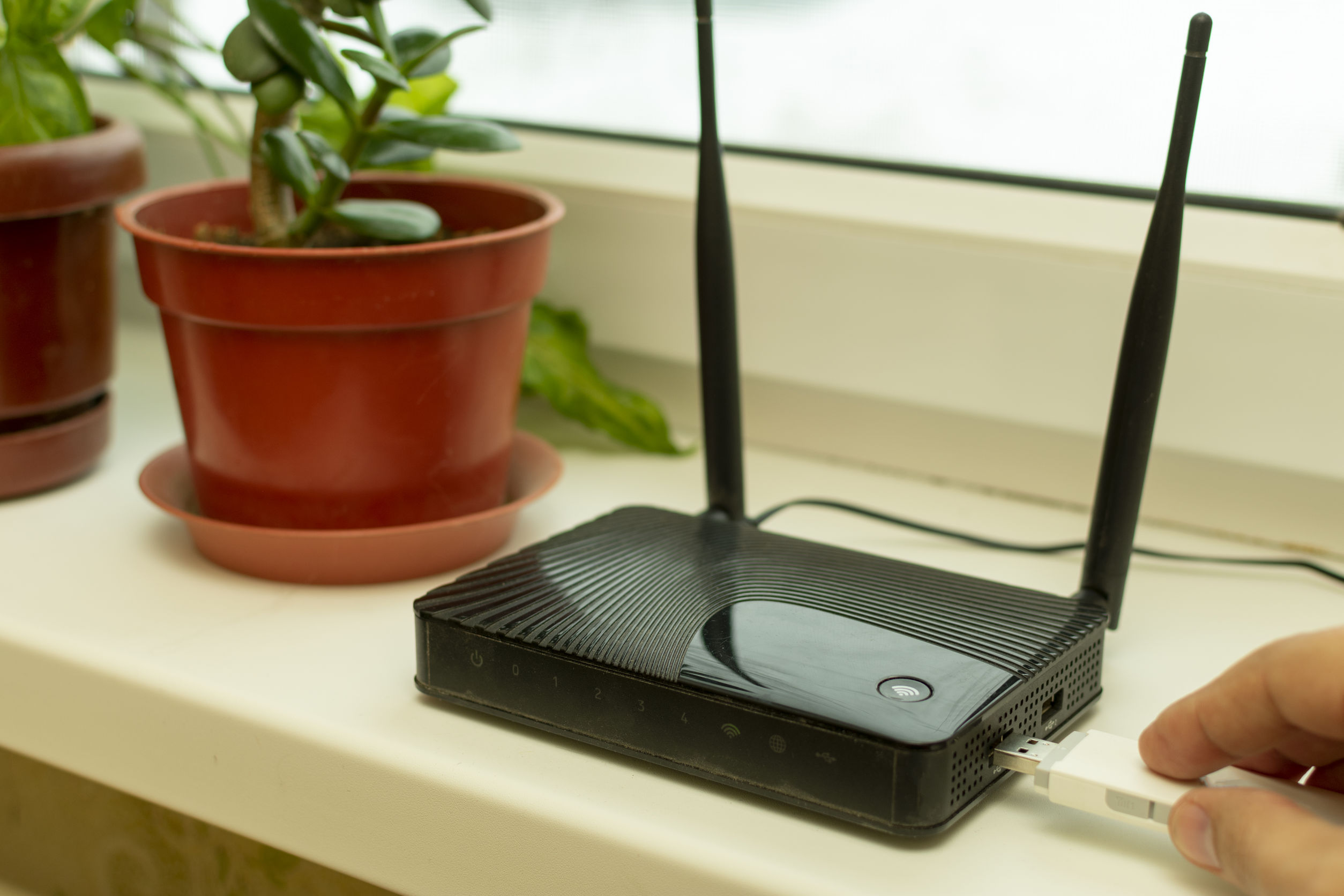 mobiler Wlan Router
