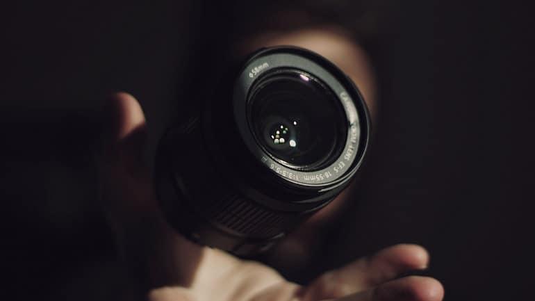 Systemkamera Objektiv