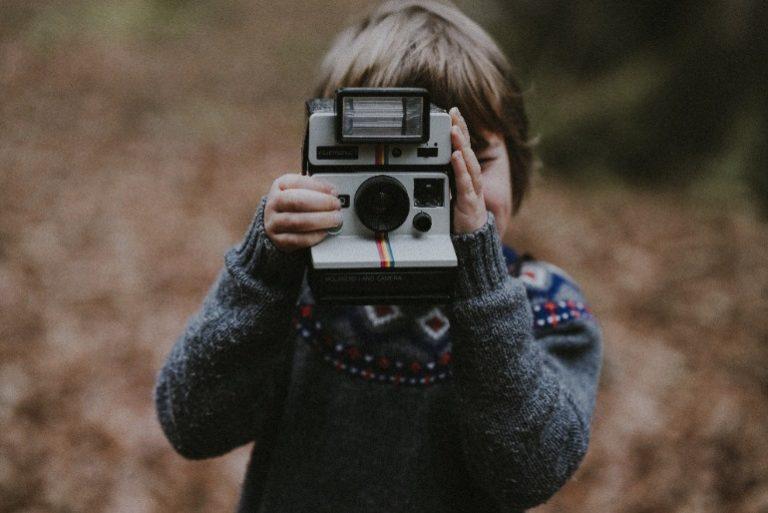 Polaroid Kamera-2