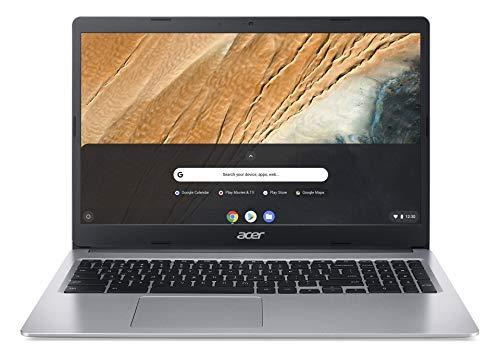 Acer Chromebook 15 Zoll (CB315-3HT-P297) (ChromeOS, Laptop, FHD Touch-Display, Akkulaufzeit: Bis zu 12,5 Stunden, 8 GB LPDDR4 RAM / 128 GB eMMC, 1,63 Kg leicht, 20,3 mm dünn) Plus Chromebook